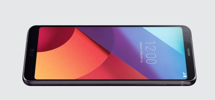 "LG G6 cu ecran QHD FullVision de 5,7"",disponibil în oferta Vodafone"