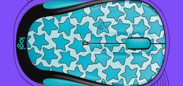 Noii mouși Doodle de la Logitech, special pentru copilul din tine