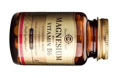 Health Trends: Magneziu cu vitamina B6 de la Solgar, aliatul tău în lupta cu stresul și oboseala