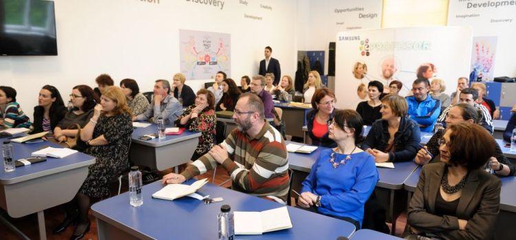 """Samsung lansează concursul """"eProfesor"""" și caută profesorii digitali ai anului"""