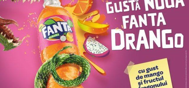 Fanta lansează Drango într-o ediție limitată