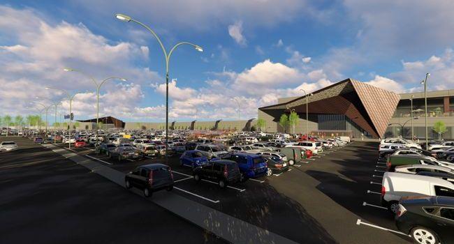 Shopping City Râmnicu Vâlcea se deschide în decembrie