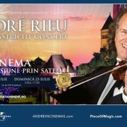 Concert André Rieu la Grand Cinema & More