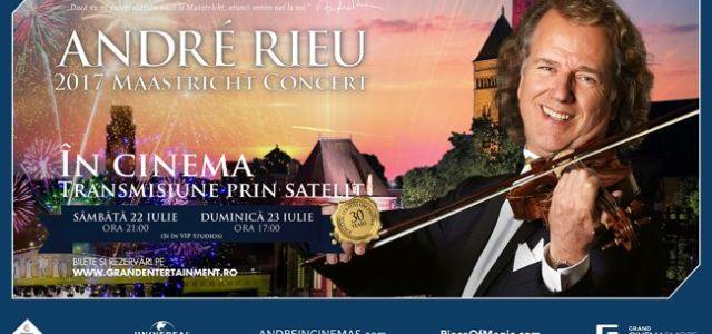 Concert André Rieu la Grand Cinema & More
