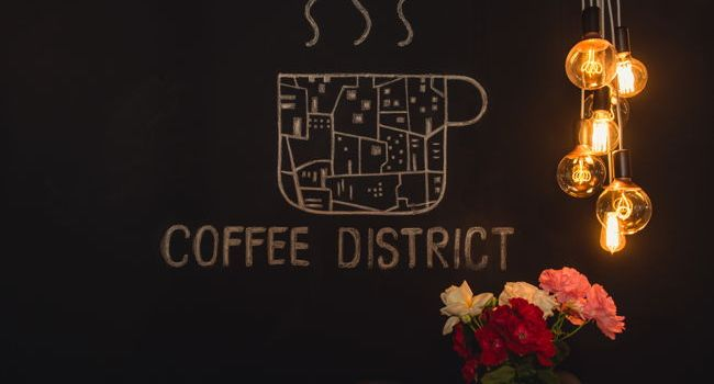 Coffee District, un nou concept de cafenea aparut in Bucuresti