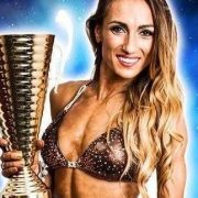 Anca Bucur, gata să cucerească un nou titlu Miss Fitness Universe 2017