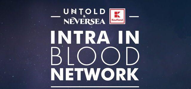 Blood Network: Donează sânge și mergi gratis la Untold și Neversea!