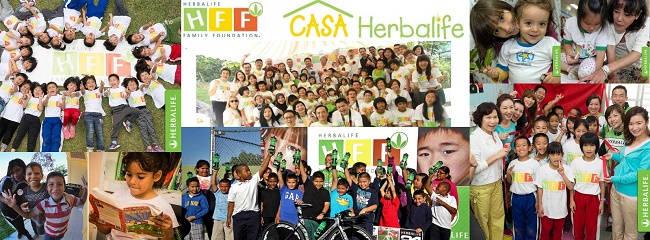 Herbalife Family Foundation anunta lansarea Programului Casa Herbalife