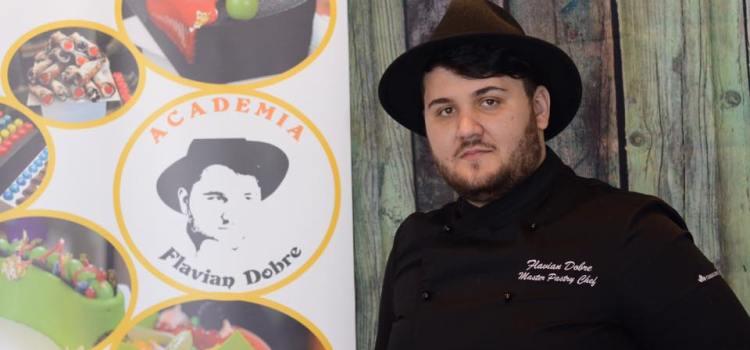"""INTERVIU – Flavian Dobre: """"În cofetărie trebuie sa fii mereu focusat pentru a nu pierde trenduri si tot ce este nou pe piață"""""""