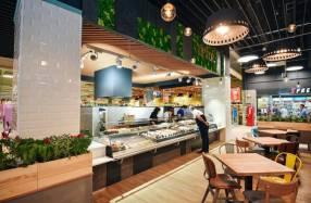 Kaufland Food Court_4