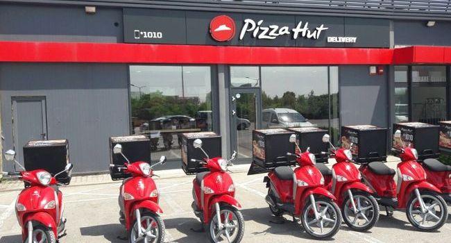 Pizza Hut Delivery îşi urmează planul de extindere