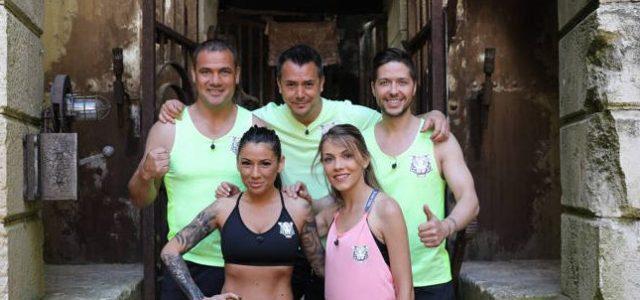 Deea Ibacka, Roxana Vancea, Răzvan Fodor și Ionuț Iftimoaie, concurenți laFort Boyard!