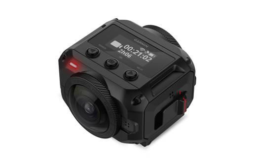 Garmin lansează camera VIRB 360 – o experiență imersivă, la 360 grade