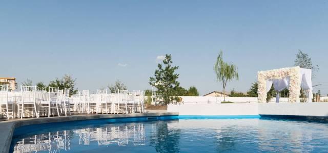 Jubile Concept, o nouă locație cu piscină și gradinăpentru evenimente private