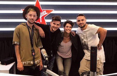 Baietii de la Noaptea Tarziu prezinta matinalul Virgin Radio