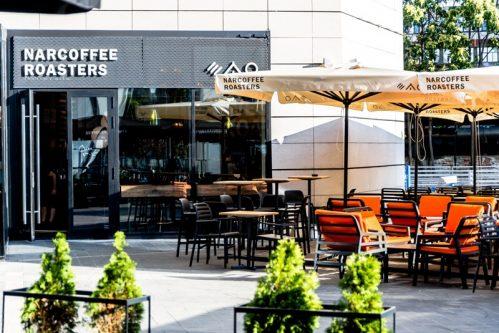 Narcoffee Roasters inaugurează prima cafenea din București