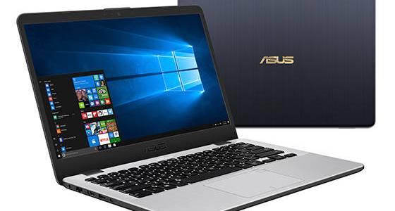 ASUS a lansat VivoBook 14 (X405), un notebook cu ecran NanoEdge de 14″!