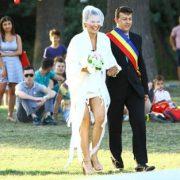 """Gina Pistol și Chef Cătălin Scărlătescu s-au căsătorit pe platoul ,,Chefi la cuțite"""""""