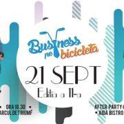 Business pe Bicicletă, ediția aniversară cu numărul 11: Get a Suit&Ride a Bike