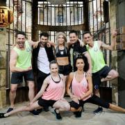 Mihaela Rădulescu și Sandra Izbașa își depășesc limitele la Fort Boyard
