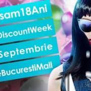 Reduceri și întâlnire cu vedete la aniversarea de 18 ani de București Mall!