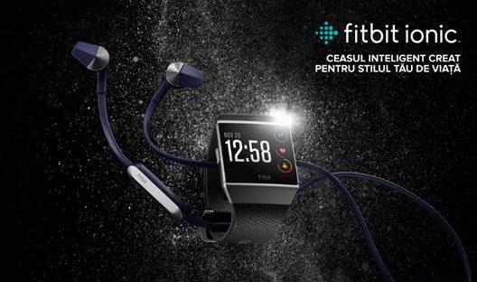 Orange dă startul la precomenzi pentru Fitbit Ionic