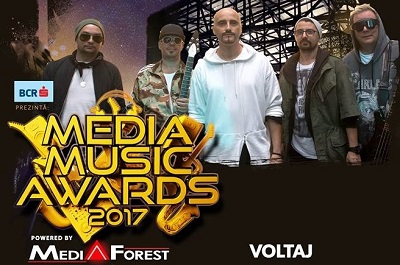 Voltaj, Ruby si Lidia Buble, printre artistii Cat Music care canta la Media Music Awards 2017