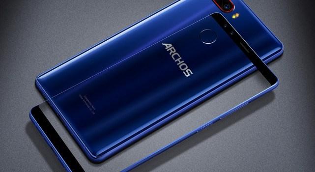 Smartphoneul ARCHOS Diamond Omega, disponibil în România din luna noiembrie