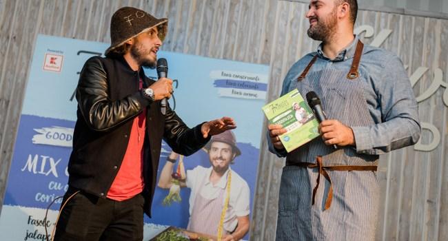 """Chef Foa lansează gama """"7 Minutes"""",disponibilă exclusiv în Kaufland"""