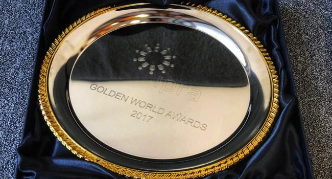 MSLGROUP The Practice singura agentie din Romania castigatoare la IPRA Golden World Awards