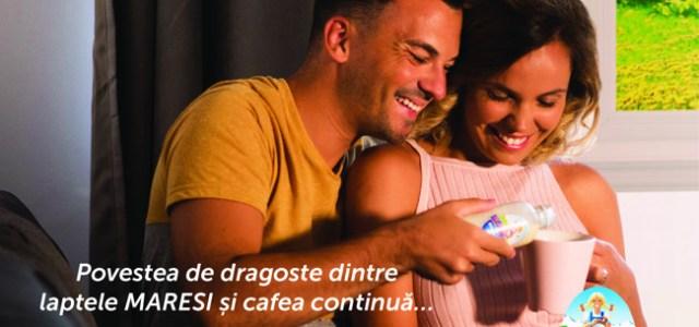 Povestea de dragoste dintre lapteleMaresi și cafea continuă