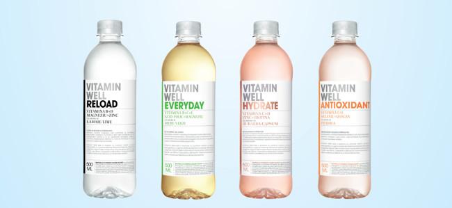 Vitamin Well, liderul european al băuturilor premium cu vitamine este acum și în România!