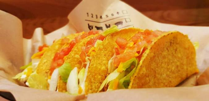 taco bell baneasa