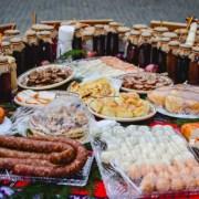 Gusturile gastronomiei sibiene la Târgul de Turism al României