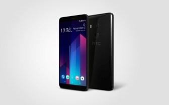 HTC U11+Left_CeramicBlack Slim