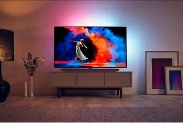 Philips a lansat noul televizor OLED 973