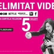 Telekom Romania anunta noi oferte pentru Cartela Telekom cu preturi de la 5 euro credit