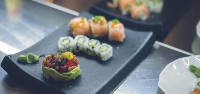 Cand vrei sa mananci sushi iti vine in minte un singur loc: Zen Sushi – GALERIE FOTO