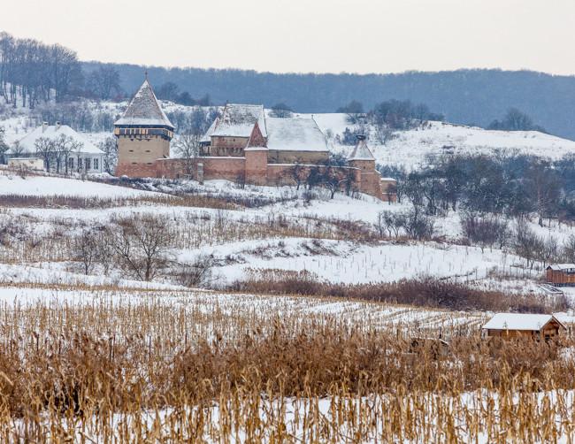 O nouă destinație pentru ecoturismul de iarnă – Colinele Transilvaniei! 2