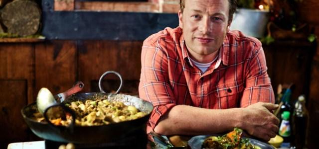 Să ne pregătim de sărbători cu Jamie Oliver!