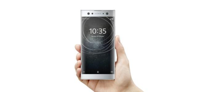 Cum arată noile smartphone-uri Sony Xperia XA2 și Xperia XA2 Ultra
