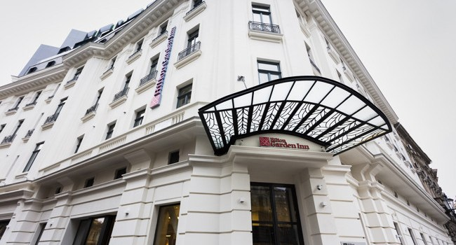 Hilton deschide Hilton Garden Inn Bucharest Old Town