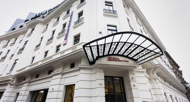 Hilton deschide Hilton Garden Inn Bucharest Old Town