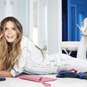 #LETSDENIM: A treia colecție de modă semnată de Heidi Klum pentru Lidl