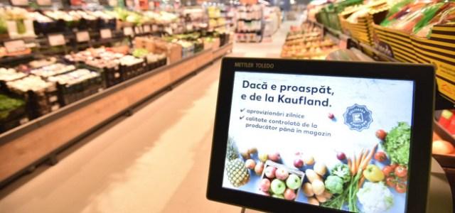Kaufland deschide cel de-al 13-lea magazin din Capitală