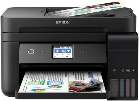 Epson, primul loc la vânzările de imprimante cu jet de cerneală în 2017