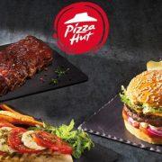 Pizza Hut duce noul meniu și înPlaza România, Bucureşti Mall, Promenada și Mega Mall