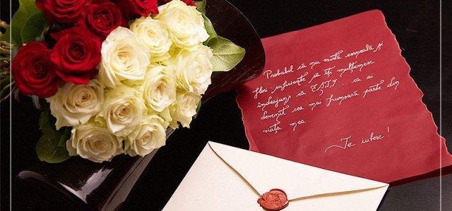 Floria lansează cea mai vastă colecție de floridedicată Valentine's Day