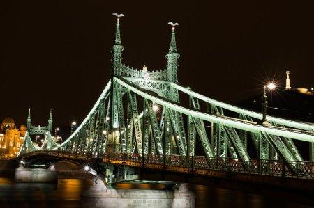 podul liberty din budapesta