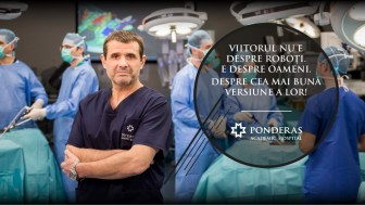 prof.dr.Catalin Copaescu - Director Medical Ponderas Acedmic Hospital
